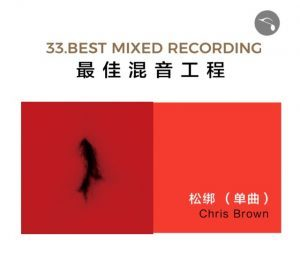 CMIC best mixed recording